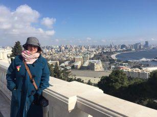 Ели в Баку