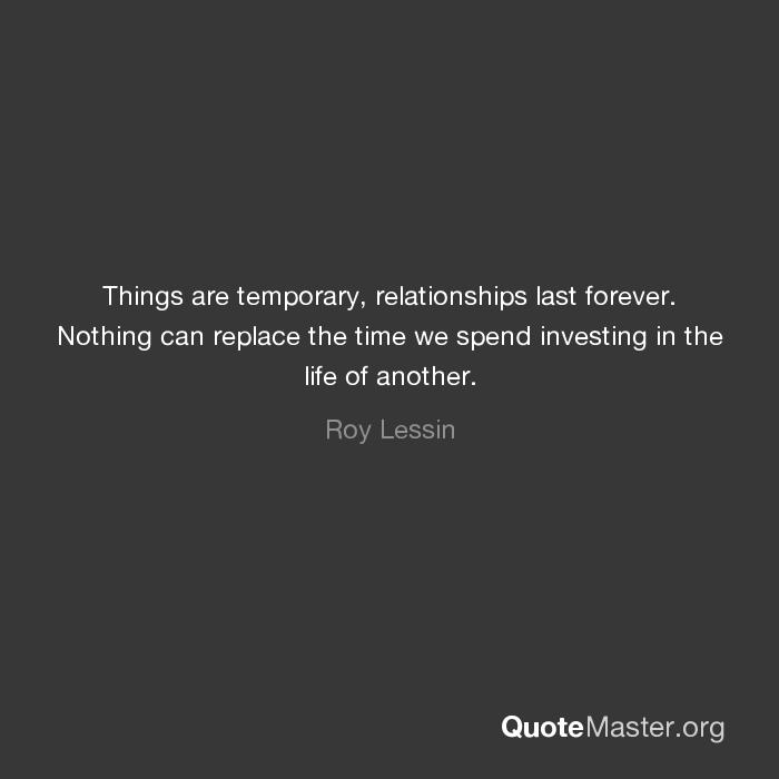 Mentorship - Value of good relationships