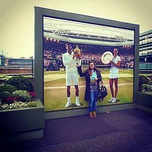 Шампионите на Wimbledon от 2013